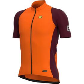 Alé Cycling R-EV1 Artika Kurzarm Trikot Herren orange